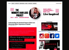 womenshairlossproject.com