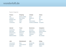 wonderloft.de