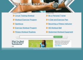 workoutmuse.com