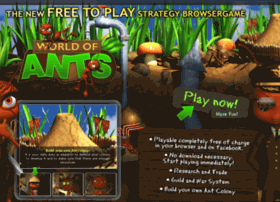 worldofants.com