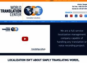 worldtranslationcenter.com