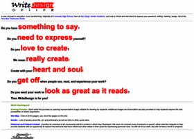 writedesignonline.com