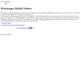 writelonger.com