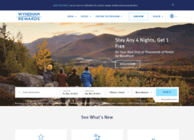 wyndhamrewards.com