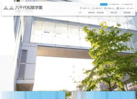 yachiyoshoin.ac.jp