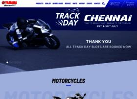 yamaha-motor-india.com