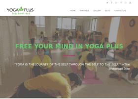 yogaplustrivandrum.com