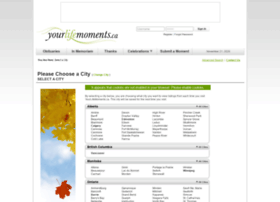 yourlifemoments.ca