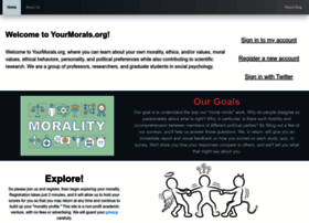 yourmorals.org