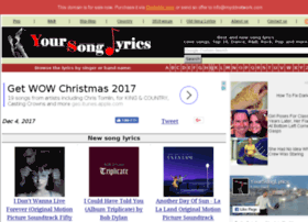 yoursonglyrics.com
