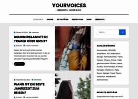 yourvoices.de