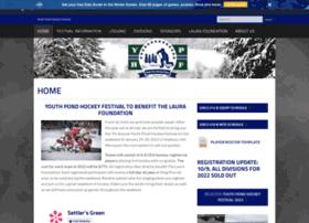 youthpondhockeyfestival.com