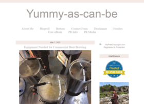 yummyascanbe.info