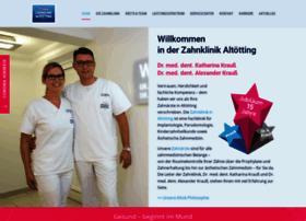 zahnklinik-altoetting.de