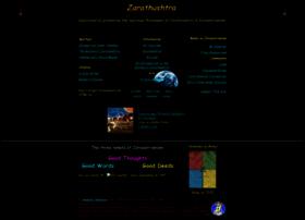 zarathushtra.com