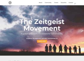 zeitgeistmovement.com