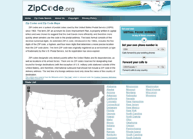 zipcode.org