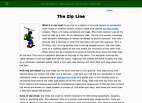 ziplinerider.com