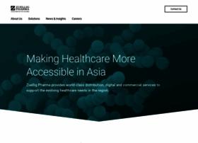 zuelligpharma.com